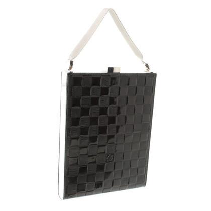 Louis Vuitton Handbag with chrome details
