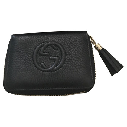 Gucci Soho wallet with purse