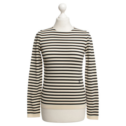 Céline top with pattern