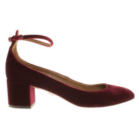 Aquazzura pumps in Bordeaux
