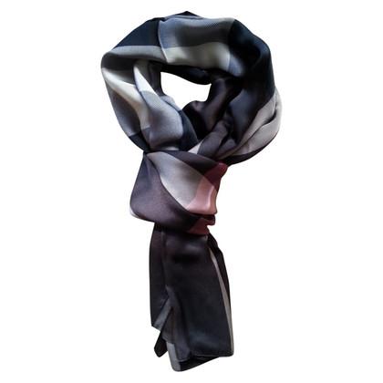 Burberry silk scarf