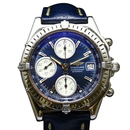 "Breitling Speciale ""Chronomat Space Blue"" Ed."