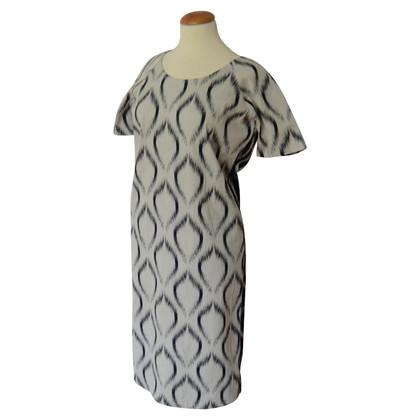 Humanoid Knielanges Ikat Kleid