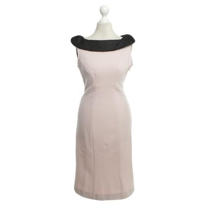 Diane von Furstenberg Dress in pink/black