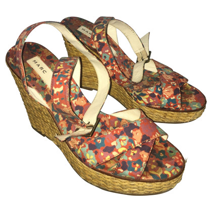Marc Jacobs Plateau-Wedges