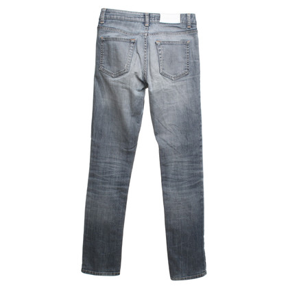 Acne Jeans in lichtblauw