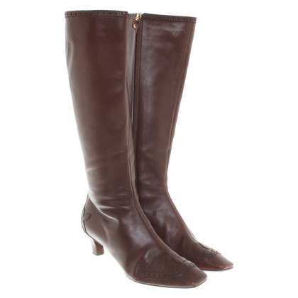 Louis Vuitton Boots in brown