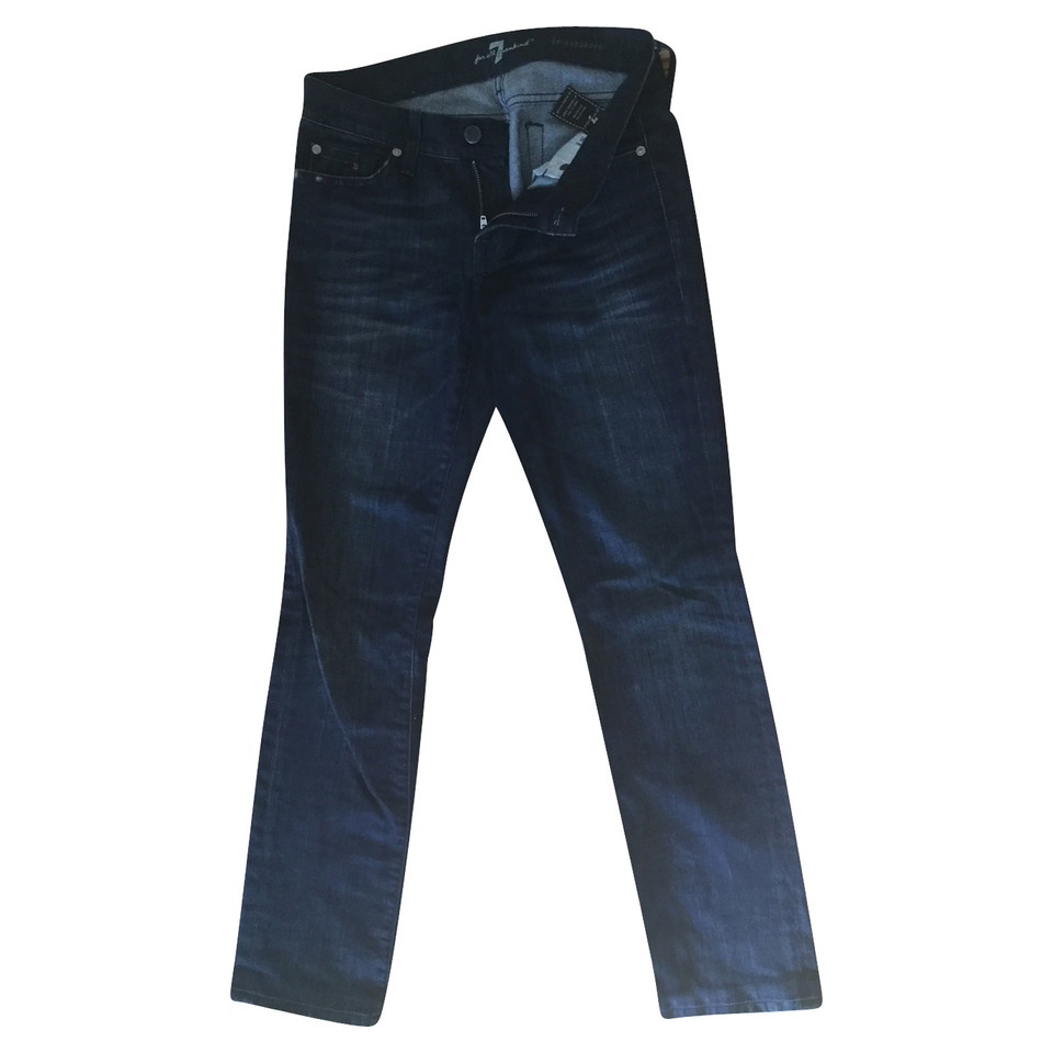 7 for all mankind jeans roxanne buy second hand 7 for. Black Bedroom Furniture Sets. Home Design Ideas
