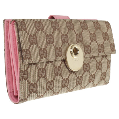 Gucci Wallet in Beige