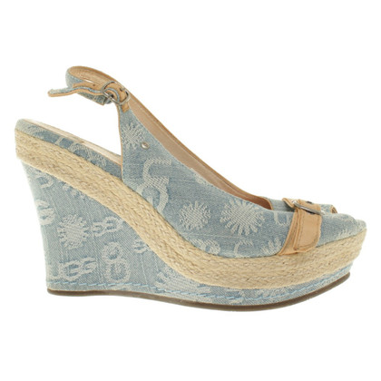 UGG Australia  Wedges aus Denim