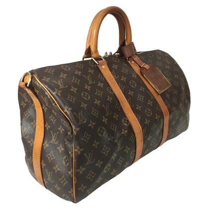 "Louis Vuitton ""Keepall 45 Monogram Canvas"""