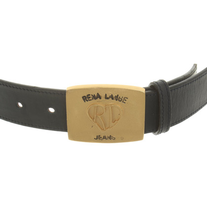 Rena Lange Belt in black