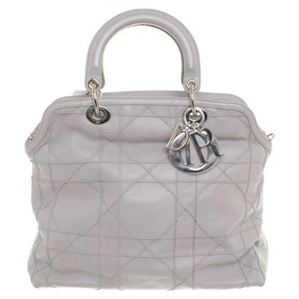 Christian Dior Handtasche in Grau