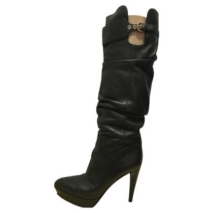 Sergio Rossi Platform boots