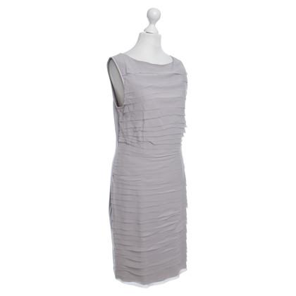 Marc Cain Elegante jurk in grijs