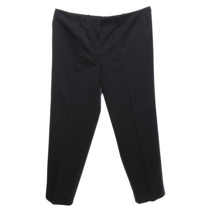 Jil Sander Pantaloni in Black