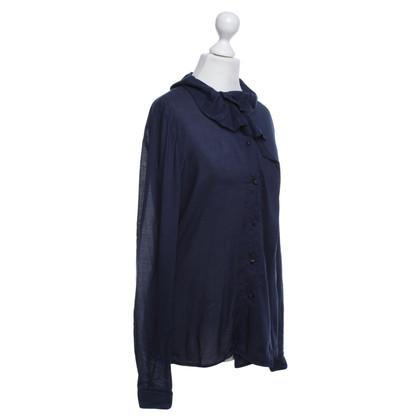 Armani Jeans Camicia in blu