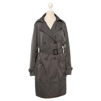 Armani Collezioni Trench coat in grey