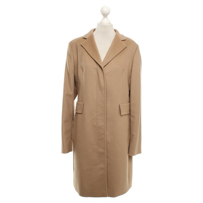 Max Mara Coat in Camel