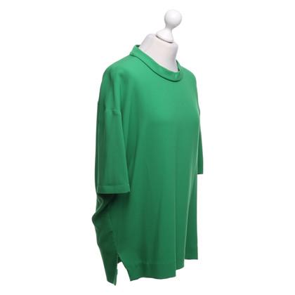 Stella McCartney top in green
