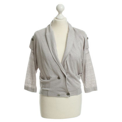 Phillip Lim Cardigan in Taupe