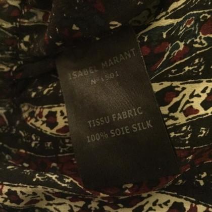 Isabel Marant Etoile zijden rok