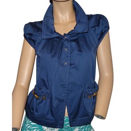 Moschino Love Blazer with short sleeve
