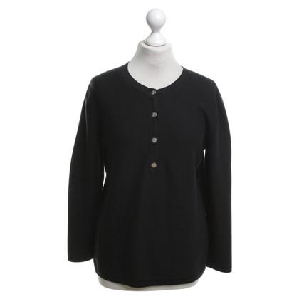 Hermès Pullover in Schwarz