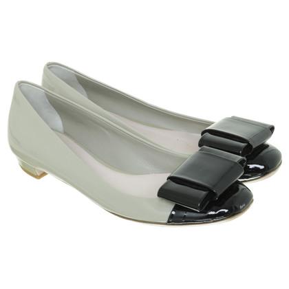 Miu Miu Ballerina in patent leather