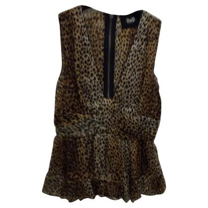 Dolce & Gabbana camicetta di seta