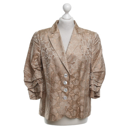 Nusco Gold colored blazer