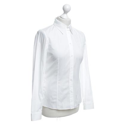 Hugo Boss Shirt blouse in white