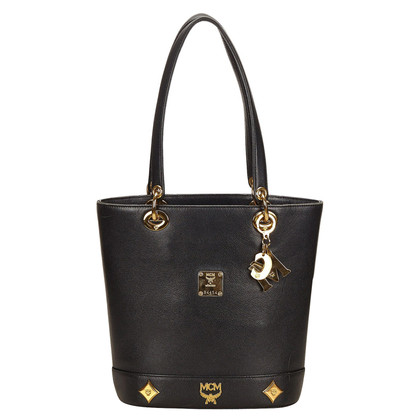 MCM MCM Leather Shoulder Bag
