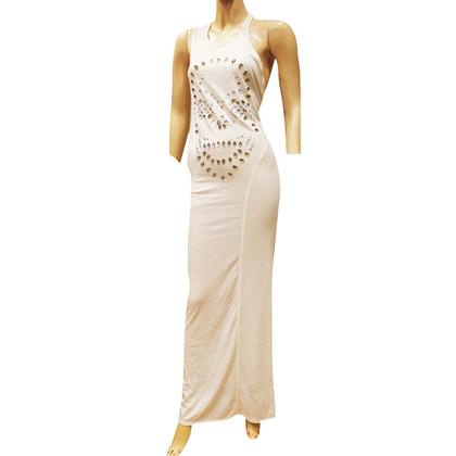 Philipp Plein Summer dress in white