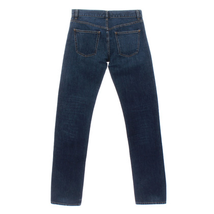 Acne Jeans 'haar volk' in blue denim