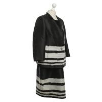 Marina Rinaldi Costume en Noir / Blanc