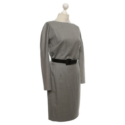 Christian Dior Dress in black and white