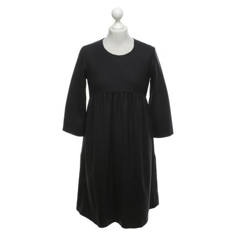 Billig Zu Verkaufen Cos Kleid in Schwarz Schwarz Mode Günstig Online ...