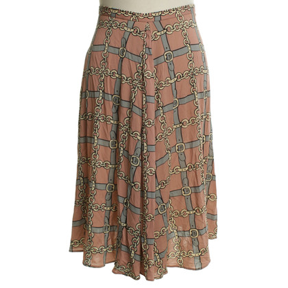 Moschino skirt with print