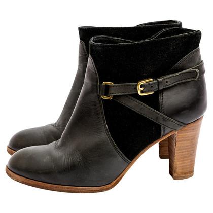 Comptoir des Cotonniers leather boots