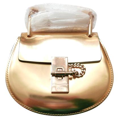 """Chloé Gold colored """"Drew Shoulder Bag"""""""