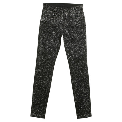 Proenza Schouler Jeans with white dots
