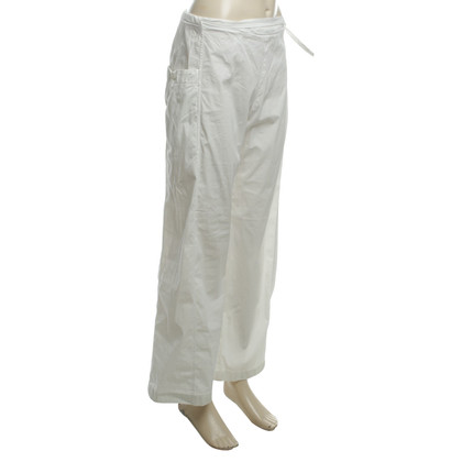 Jil Sander Pant in wit