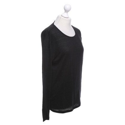 T by Alexander Wang Top in zwart