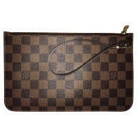 Louis Vuitton Pochette from Damier Ebene Canvas