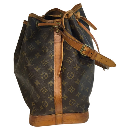 "Louis Vuitton ""Grand Noé Monogram Canvas"""