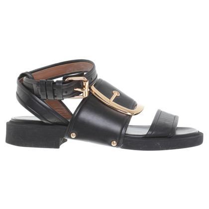Givenchy Sandals in black