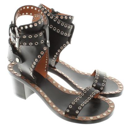 Isabel Marant Sandalette mit Nieten
