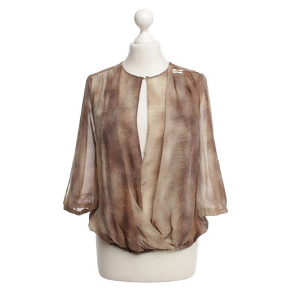 Elisabetta Franchi Blouse with cut-outs