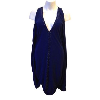 Barbara Bui Blauwe jurk